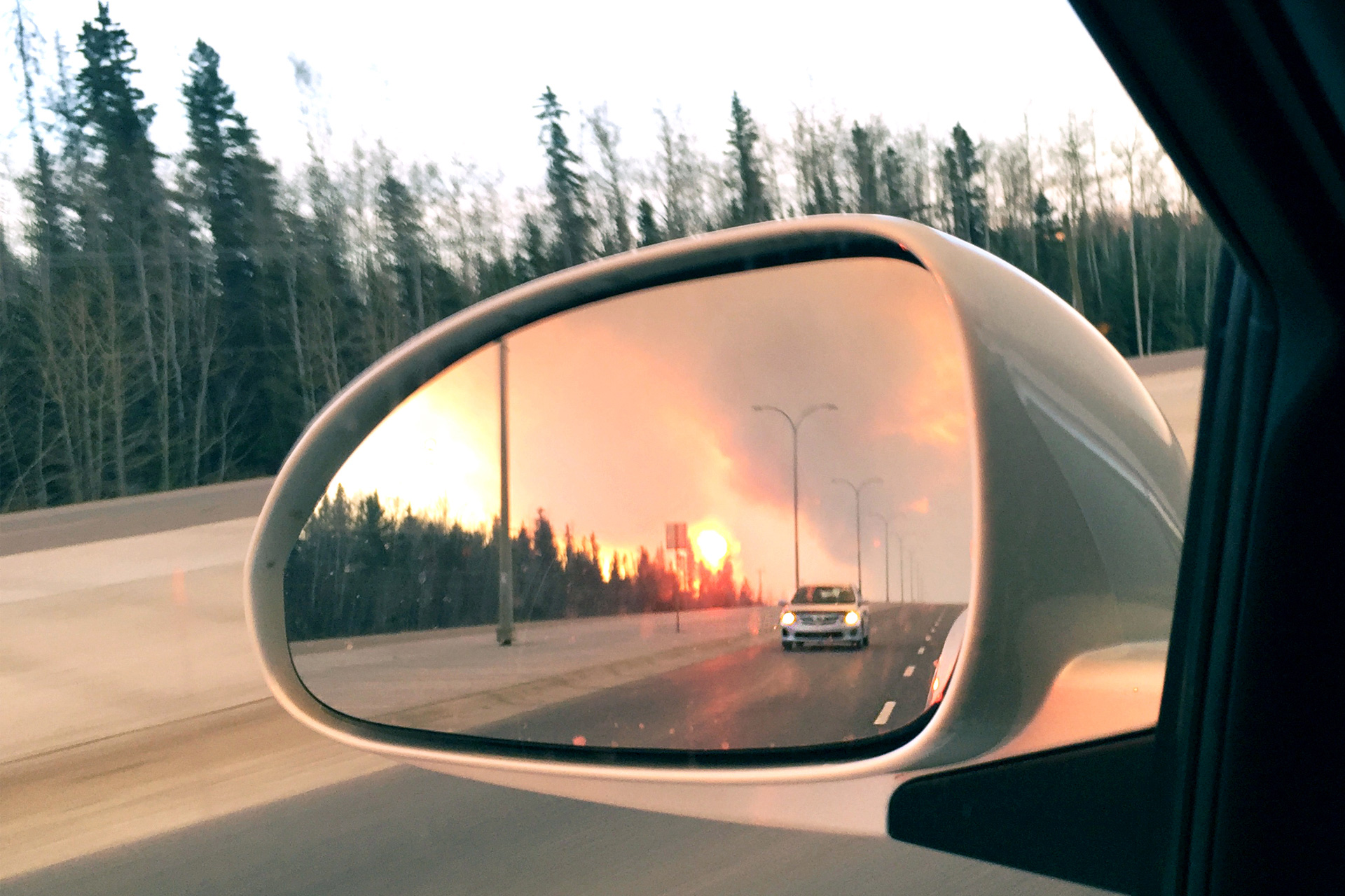 Dispatches from the Fort McMurray Wildfires
