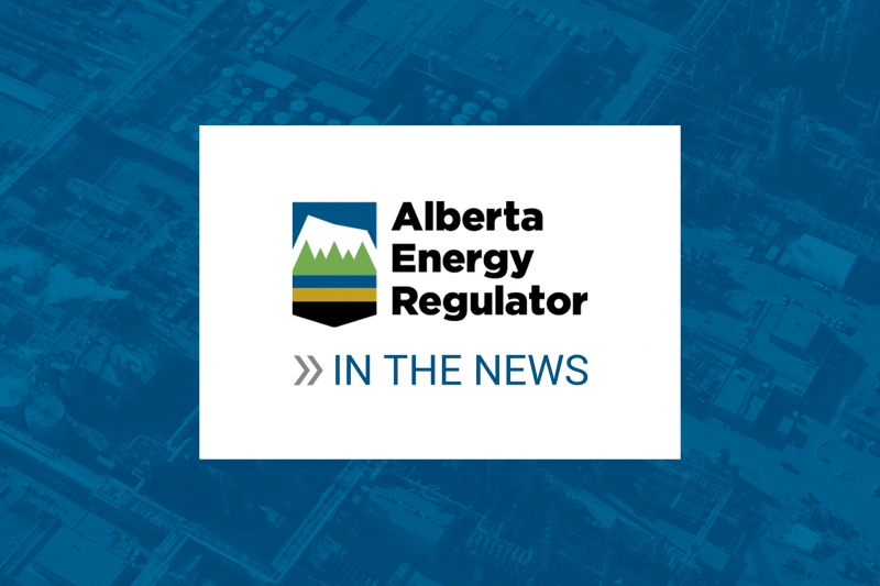 The Alberta government today announced draft requirements to reduce methane emissions. The Alberta Energy Regulator (AER) is inviting public feedback on these requirements starting April 24, 2018.  The AER developed the draft requirements to support the government's Climate Leadership Plan, with a goal to reduce methane emissions from the upstream oil and gas sector by 45 per cent from 2014 levels by 2025.