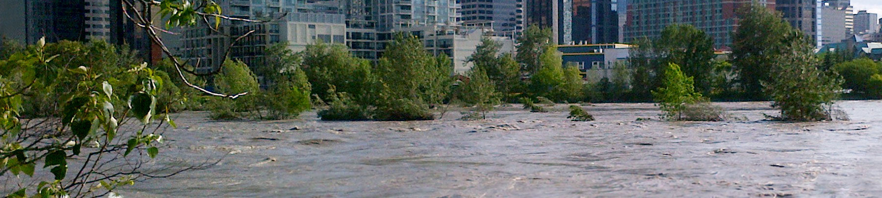 Calgary Flood image