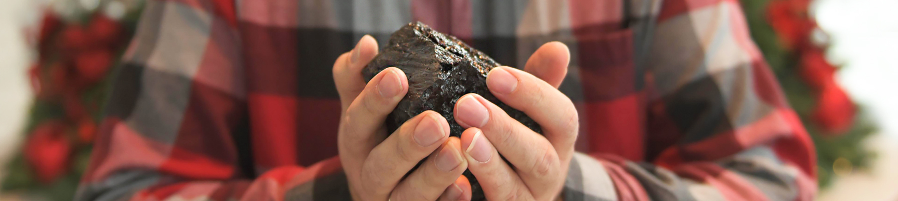 A Lump in Your Stocking, and Other Coal Facts