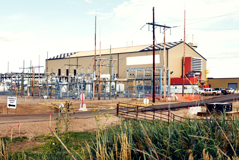 Congeneration Energy Plant