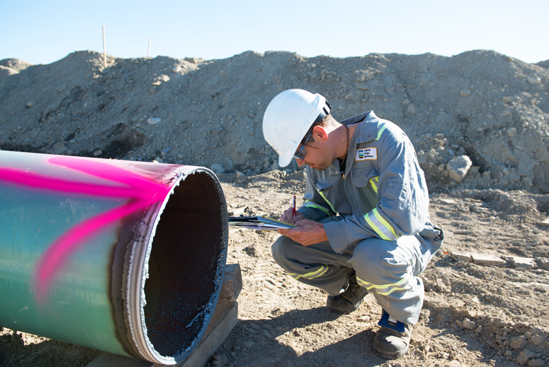 Atco Pipeline Inspection